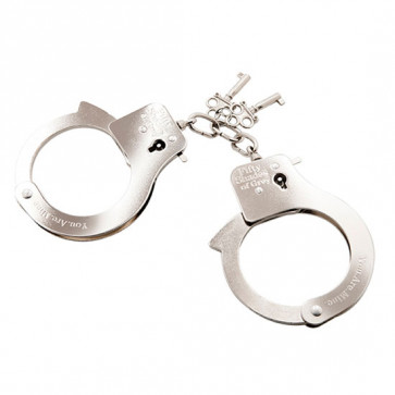 Fifty Shades of Grey Metal Handcuffs