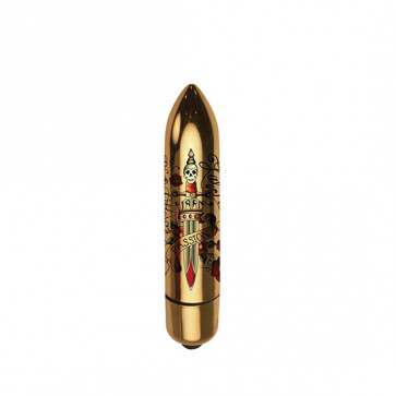 RO-80mm Deadly Passion - Mini Vibrator