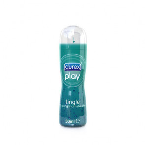 Durex Play Tingle Glidecreme 50 ml.