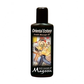 Magoon Oriental Ecstasy Massage Oil