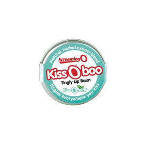 Screaming O Kiss O Boo Mint Læbepomade