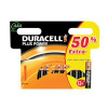 Duracell batterier Plus Power AAA 12 stk.